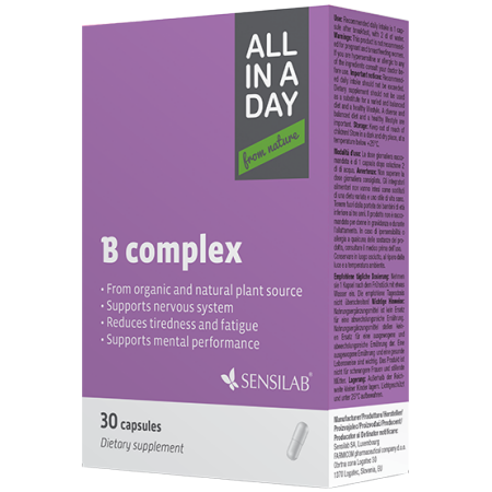 ALL IN A DAY B kompleks